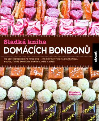 Sladká kniha domácích bonbonů - LaBauová Elizabeth