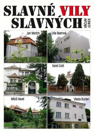 Slavné vily slavných - Václav Junek