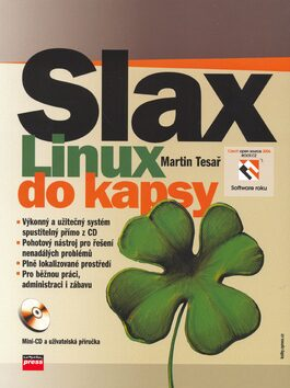 Slax - Linux do kapsy - Martin Tesař