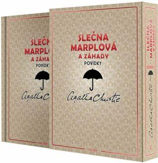 Slečna Marplová a záhady: Povídky - Agatha Christie