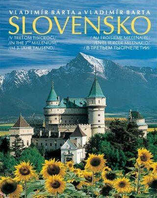 Slovensko v treťom tisícročí - Vladimír Bárta