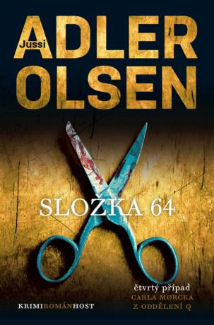 Složka 64 - Jussi Adler-Olsen - e-kniha
