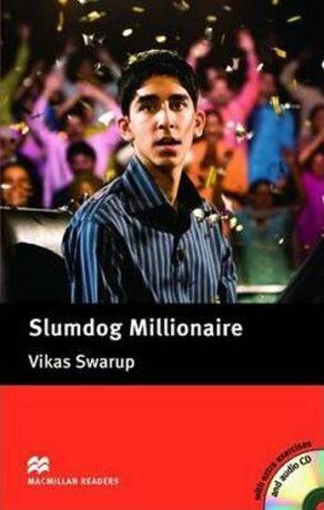 Slumdog Millionnaire:Intermediate Level / with gratis CD/Macmillan Readers - Vikas Swarup, John Escott