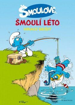 Šmoulí léto - hrací knížka - Peyo