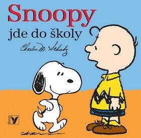Snoopy jde do školy - Charles Schultz