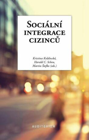 Sociální integrace cizinců - Martin Štefko, Herald Christia Scheu