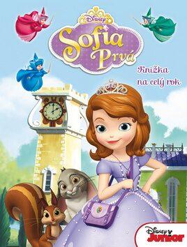 Sofia prvá Knižka na celý rok -