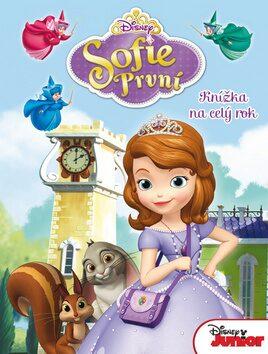 Sofie První - Knížka na celý rok - Walt Disney