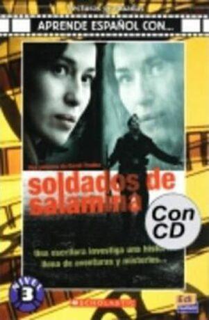Soldados de Salamina - CD - Noemí Cámara y Cecilia Bembibre