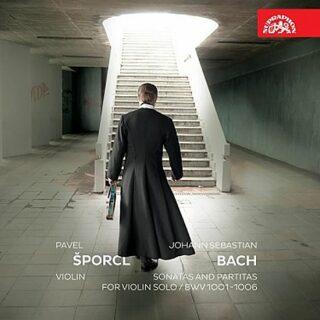 Sonáty a partity - Šporcl P. - CD - Pavel Šporcl