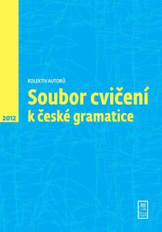 Soubor cvičení k české gramatice - kolektiv autorů