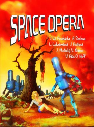 Space opera - Vlado Ríša