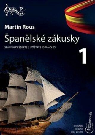 Španělské zákusky 1 - Martin Rous,