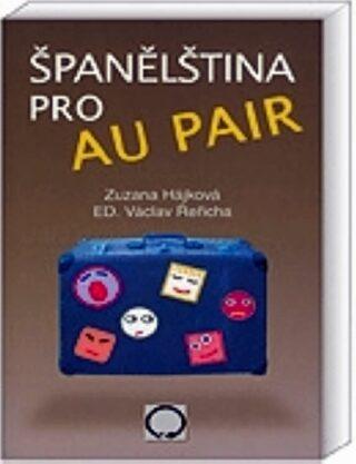 Španělština pro au pair - Václav Řeřicha, Zuzana Hájková