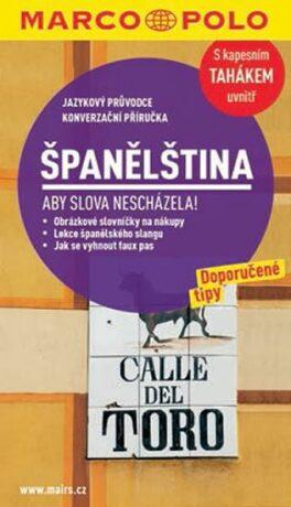 Španělština s kapesním tahákem uvnitř - Jazykový průvodce - neuveden