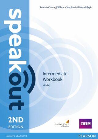 Speakout 2nd Edition Intermediate Workbook w/ key - Dimond-Bayer Stephanie
