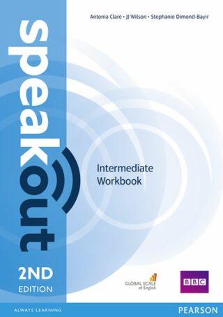 Speakout 2nd Edition Intermediate Workbook no key - Dimond-Bayer Stephanie