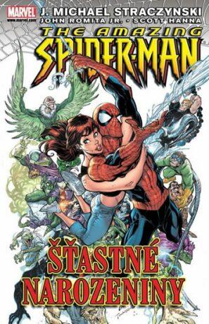 Spider-Man Šťastné narozeniny - J. Michael Straczynski
