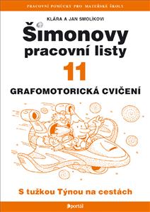 ŠPL 11 - Grafomotorická cvičení - Jan Smolík, Klára Smolíková