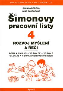 Šimonovy pracovní listy 4 - Jana Svobodová, Blanka Borová