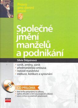 Společné jmění manželů a podnikání - Silvie Štěpánová