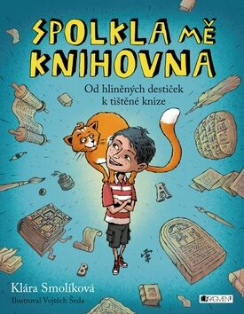 Spolkla mě knihovna - Klára Smolíková