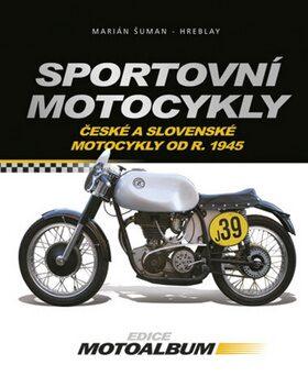 Sportovní motocykly - Marián Šuman-Hreblay