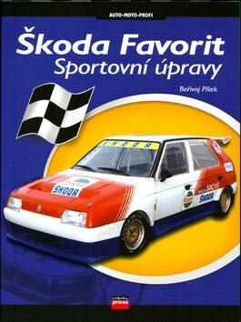 Škoda Favorit, Forman, Pick-up - Bořivoj Plšek