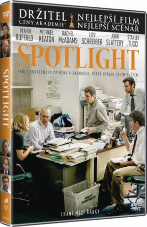 Spotlight DVD - neuveden