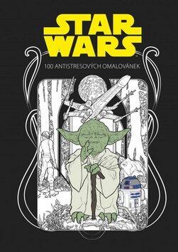 Star Wars: 100 antistresových omalovánek - kolektiv