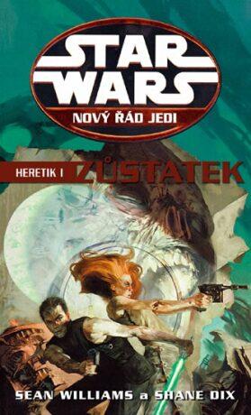 STAR WARS Nový řád Jedi Heretik I - Karen Travissová