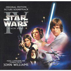 Star Wars: A new hope - John Williams - audiokniha