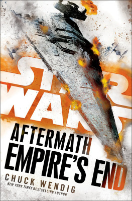 Star Wars: Aftermath: Empire´s End - Chuck Wending