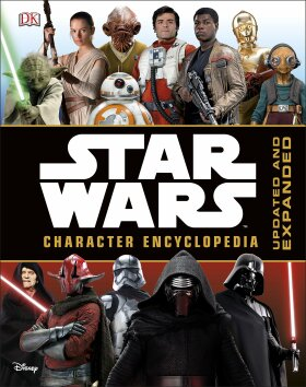 Star Wars Character Encyclopedia Updated Edition -