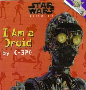 STAR WARS Jsem droid -