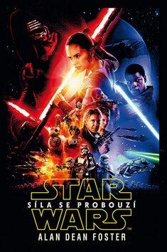 Star Wars - Síla se probouzí - Alan Dean Foster