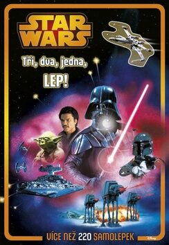STAR WARS Tři, dva, jedna, LEP! -