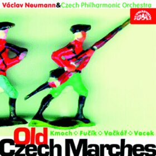 Staré české pochody - CD - Různí interpreti