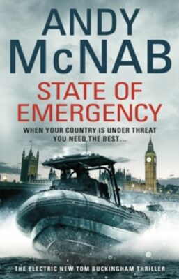 State Of Emergency - Andy McNab