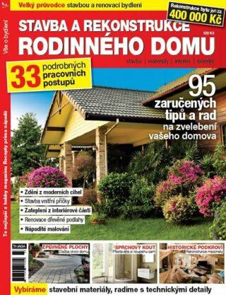 Stavba a rekonstrukce rodinného domu - neuveden