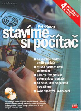 Stavíme si počítač + CD - Petr Broža