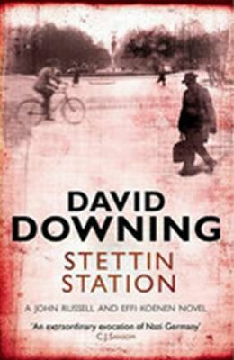 Stettin Station - David Downing