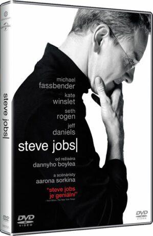 Steve Jobs DVD - neuveden