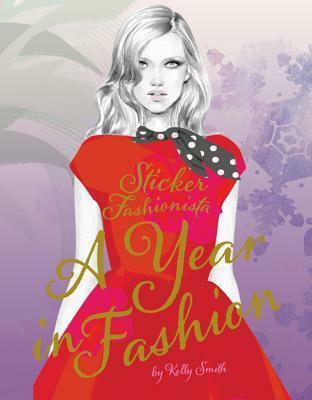 Sticker Fashionista - Kelley Smith