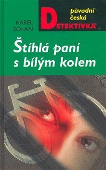 Štíhlá paní s bílým kolem - Karel Solan