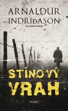 Stínový vrah - Islandská krimi - Arnaldur Indridason