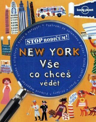 New York Vše co chceš vědět - neuveden