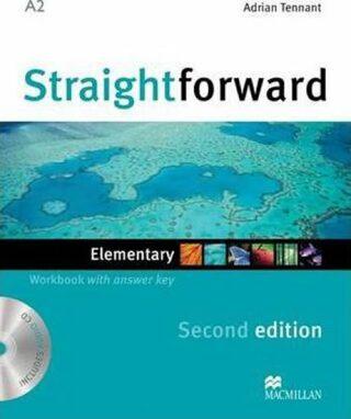 Straightforward 2nd Edition Elementary: Workbook with Key Pack - Julie Penn, Jim Scrivener, Mike Sayer, Barbara Mackay, Adrian Tennat, Steve Wasserman