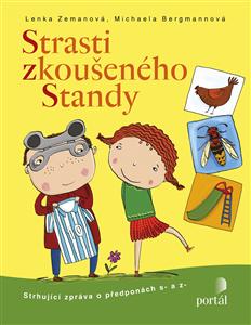 Strasti zkoušeného Standy - Lenka Zemanová, Michaela Bergmannová