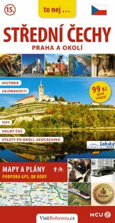 Střední Čechy - kapesní průvodce/česky - Jan Eliášek